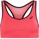 asics Raceback - Sujetadores deportivos Mujer - rosa